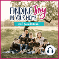 HF #003: Setting the Atmosphere in Your Home for God's Glory: Welcome back to the third episode of my brand new podcast: The Homemaking Foundations Podcast –Where we give you the tools, inspiration, and encouragement you need to craft a Gospel-Centered Home.In case you missed it,