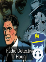 Radio Detective Story Hour Episode 29 - Jeff Regan, Investigator