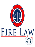 Fire Law Episode 6 - Product Liability Suits Over Fire Helmets