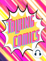 Joe Eisma Morning Glories Artist Interview | Comic Book Podcast | Talking Comics