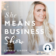 Episode 16: How to get out of your own way and build a business with authenticity and integrity: With Jenn Scalia