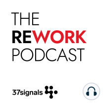 Rework Mailbag 1 - Part 1: This is the first of two episodes where Jason Fried and David Heinemeier Hansson answer questions from our listeners. In this episode, they talk about the role of luck and timing in starting Basecamp; ass pricing (yes, you read that correctly); hiring in