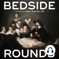 6 - The Number Needed to Treat: In this episode of Bedside Rounds, we discuss how risks and benefits are communicated by scientists and physicians, and why those numbers you see in advertisements and newspapers might not be the clearest way to express risk.