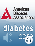 Diabetes in Older Adults Consensus Statement