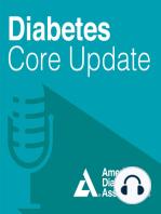 Diabetes Core Update - April 2018
