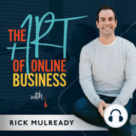#119: From Cold Lead to Raving Customer: A 3-Step Facebook Video Ads Strategy: If you've been listening to the podcast for any period of time now, you know that video is where it's at -- especially on Facebook.  In 2016, Facebook made it a huge priority to show more video in the News Feed and it became a massively...