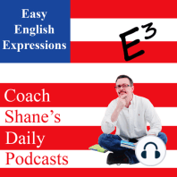 0653 Daily Easy English Lesson PODCAST—to nosh: Easy English Expressions...E-cubed!! Listen and Learn English FREE!!