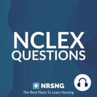 QOD 44: Stress Incontinence (GI/GU/Basic Care and Comfort): Question: A patient with stress incontinence is undergoing treatment through rehabilitation of the pelvic floor muscles. Which statement by the patient suggests that he is responding to the treatment? Answer: C.
