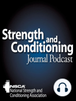 Strength and Conditioning for Fencing with Anthony Turner