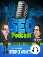 We discuss the top 10 SEO mistakes - Unknown Secrets of SEO E-Webstyle Number 65