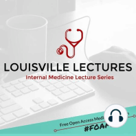Acute and Chronic Diarrhea with Dr. Moffett: Dr. Bryan Moffett is on faculty at the University of Louisville as an Assistant Professor of Internal Medicine. He practices primarily at the VA Hospital and is known for his ability to simplify and organize complex pathology. Here,
