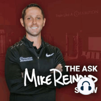 Scapular Winging with Stiff Shoulders, Life of an ATC, and Morning Back Pain: On this episode of the #AskMikeReinold show we talk about how to treat scapular winging with stiff shoulders, what it's like to travel with a team as an athletic trainer, and how to treat morning back pain.