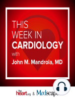May 24, 2019 This Week in Cardiology Podcast