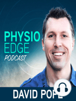 Physio Edge 068 Lower limb tendinopathy loading, running and rehab with Dr Peter Malliaras