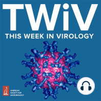 TWiV 482: Don't EVEome without antibody expressed: The TWiV Masters discuss serologic evidence of Ebolavirus infection in a population with no outbreaks, and the set of endogenous viral elements in the mosquito genome. Hosts:Vincent Racaniello, Dickson Despommier,Alan Dove,Kathy...
