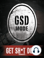 """How To Build World Class Presentations & Close More Sales"" GSD Mode Podcast with Dustin Matthews"