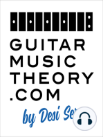 Episode 01 What is Guitar Theory?