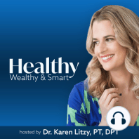 321: Julie Wiebe, PT: The Pelvic Floor & Sports Performance: On the first Healthy Wealthy and Smart LIVE on Facebook, I am joined by Julie Wiebe to discuss the pelvic floor and sports performance. Julie Wiebe, PT has over 20 years of experience in both Sports Medicine and Pelvic Health. Her passion is to return...
