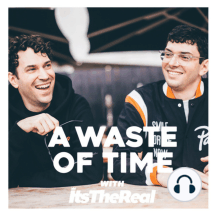 #177: NBA Insider CountOnVic: This week on A Waste of Time with ItsTheReal, we …