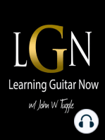 Video Podcast 22 Rhythmic Shuffle In E Lesson