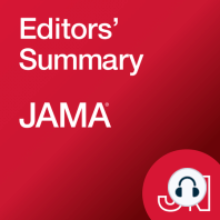 Inhaled xenon for neuroprotection after cardiac arrest, association between vaccine refusal and vaccine-preventable diseases, and more: Editor's Audio Summary by Howard Bauchner, MD, Editor in Chief of JAMA, the Journal of the American Medical Association, for the March 15, 2016 issue