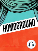 [Homoground Podcast #195] Queerfest Nottingham feat. Woolf / Emma Kupa / The Potentials / Milk Crimes / Camp Shy {hosted by scantron}
