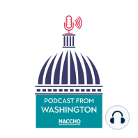 Podcast from Washington: Dr. Kelly Gebo, All of Us Program: On this week's episode of Podcast from Washington, Ian Goldstein and Eli Briggs discuss the end of the five-week Government shutdown and the three-week continuing resolution (CR) to keep the government funded while Congress and the President work...