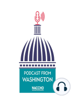 Podcast from Washington 6-28-17 and an Interview with David Rozell
