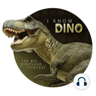 Gigantoraptor - Episode 107: Holiday Gift Guide and Jurassic World the Exhibition with Brad Jost, news, and more