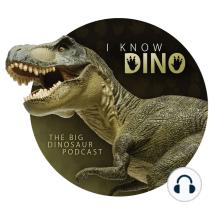 Sinraptor - Episode 75: Dr. Manabu Sakamoto interview, Sinraptor, theropods, dinosaur extinction