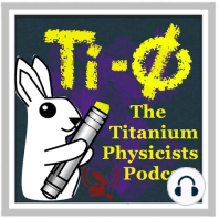 """Episode 62: Black Bells: Did you know that if something falls into a black hole it will """"ring"""" like a bell, radiating gravitational waves at a very specific frequency. pretty fun!Brent Knopf and Matt Sheehy are back!Two new physicists: Leo Stein and Chiara..."""