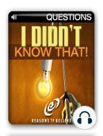 Supernatural science?, Creative evolution, and Biblical aliens