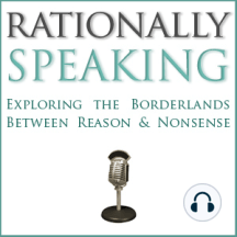 """Rationally Speaking #203 - Stephen Webb on """"Where is Everybody? Solutions to the Fermi Paradox."""": The universe has been around for billions of years, so why haven't we seen any signs of alien civilizations? This episode features physicist Stephen Webb, who describes some of the potential solutions to the puzzle."""