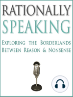 Rationally Speaking #12 - What About Thought Experiments?