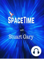 SpaceTime with Stuart Gary Series 19 Episode 63 - OSIRIS-REx Mission Update