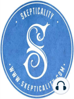 Skepticality #168 - Centers For Zombie Control - Guest David Daigle