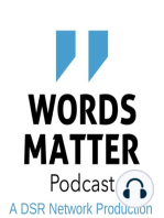 """Steve Kornacki, author of """"The Red and The Blue"""" - Words Matter Interview"""