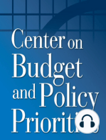 Poverty and the Recovery Act