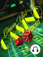 E:46 High Limit Slots, Interesting Vegas Facts, and Drunken Gambling with Scott from Vital Vegas!