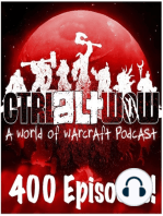 Ctrl Alt WoW Episode 550 - The Lightsabers are back!