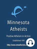 Ep 464 Atheist Christian Debate at Christian Art Festival