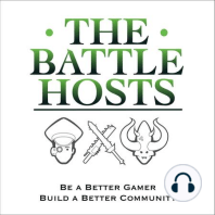 Episode 84: The Basics of Miniature Painting: In this episode, we talk with Colin Ward about the basics of miniature painting. We start with how to approach painting your model and painting in sub assemblies and move on to preparing and priming your model. We talk about paint brushes, pallets,