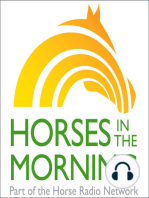 Mission Mustang and a Horse Health Segment on Laminitis for July 03, 2019 by HORSELOVERZ