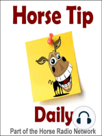 Sweet Itch, Causes, Treatments with Dr. Marsella, Horse Tip Daily 1335