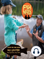 Fish Nerds Fishing Podcast - Largemouth Bass, Chinook Fish Hatchery and New Year's Resolutions