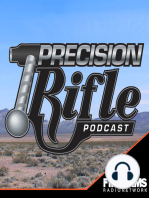 Precision Rifle Podcast 043 – Optimal Barrel Timing Paper