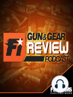 Gun and Gear Review Podcast Episode 246 – Guntec 9mm BCG review, Springfield OSP, SilencerCo Switchback, SIG Tread