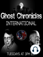 Paranormal Investigator Patrick Burns