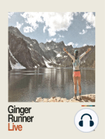 GINGER RUNNER LIVE #117 | The Sun Mountain 50 Miler Recap