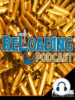 Reloading Podcast 239 – lead free bullets